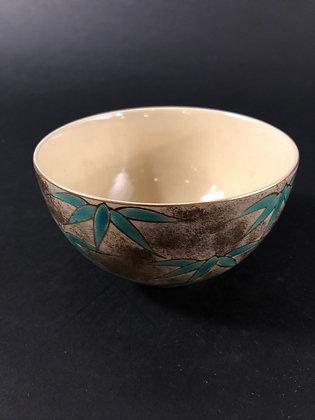 Kyoyaki Tea Bowl [TI-C 155]