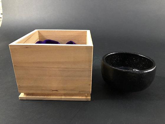 Raku Tea Bowl [TI-C 253]