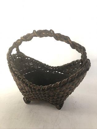 Bamboo basket [TI-B 350]