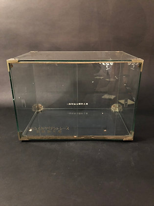 Glass case [H-DS 340]