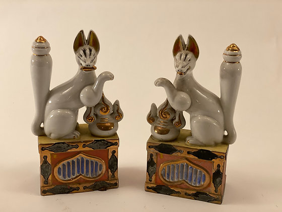 Inari Gods (pair) [SB-S 171]