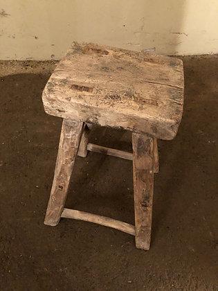 Elm stool [F-C 424]