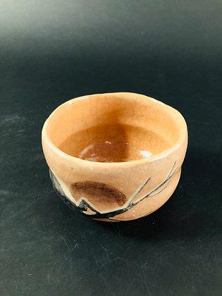 Raku Tea Bowl [TI-C 200]