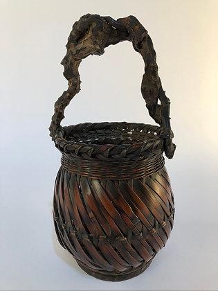 Bamboo Basket [TI-B 124]