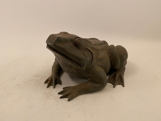 Bronze frog, Water feature [A-ST 207]