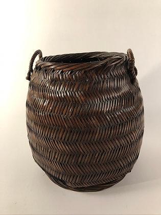 Bamboo basket [TI-B 376]