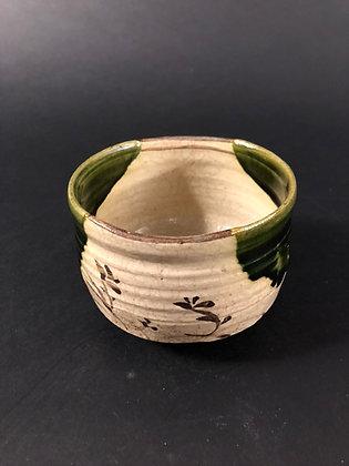 Oribe Tea Bowl [TI-C 169]
