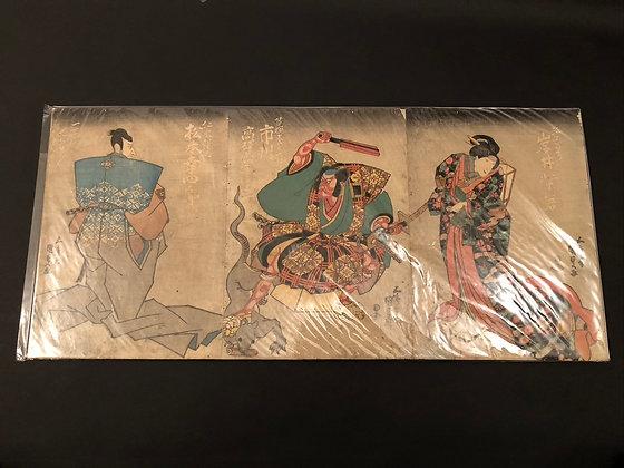 Ukiyoe, Kuniyoshi [A-U 241]
