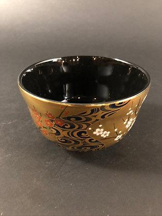 Kyoyaki Tea Bowl [TI-C 159]