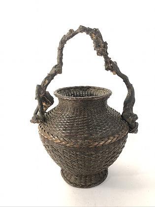 Bamboo Basket [TI-B 325]