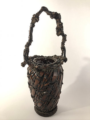 Bamboo Basket [TI-B 370]