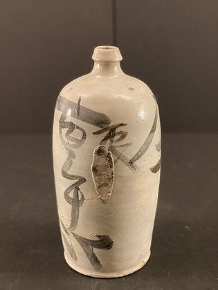 Sake bottle [H-V 385]