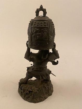 Bronze incense burner [H-I 400]