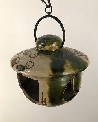 Oribe hanging lantern [G-L 182]