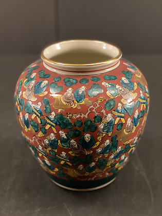 Kutani Vase [H-V 382]
