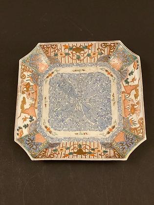 Kutani Plates (set of two) [DW-P 297]