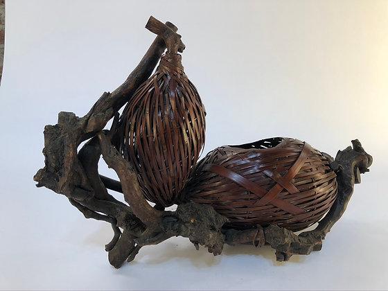 Bamboo Basket [TI-B 127]