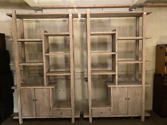 Elm Shelves (Pair) [F-T 312]