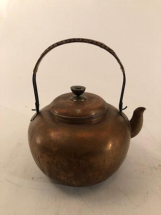 Copper tea pot [DW-PO 403]