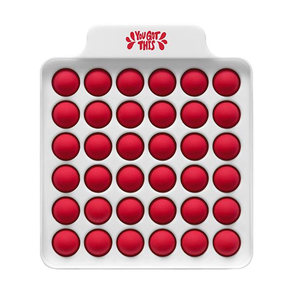 push pop fidget toy square
