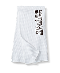 Race day branded towel