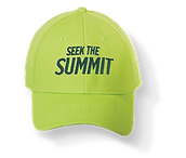baseball cap with logo for race