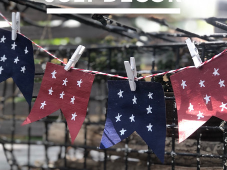 How To Make Decorating Easy For the 4th