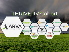 Arva Joins SVG Venture's THRIVE VII Accelerator Cohort