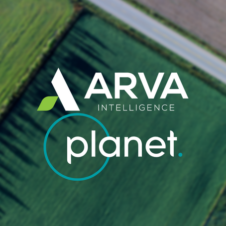 Arva Partners with Planet to Offer High Resolution Satellite Imaging