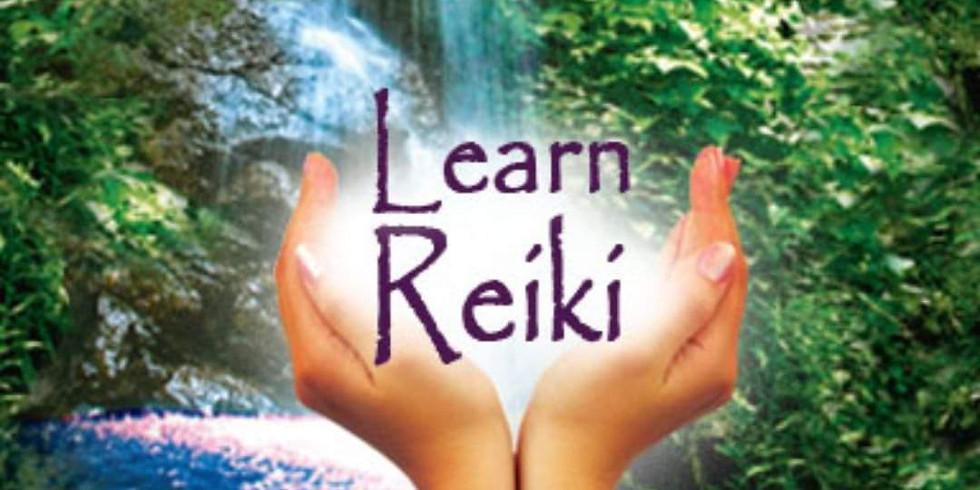 1:1 Reiki Level 1 Certification