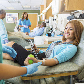 A Call to Action for Blood Donors