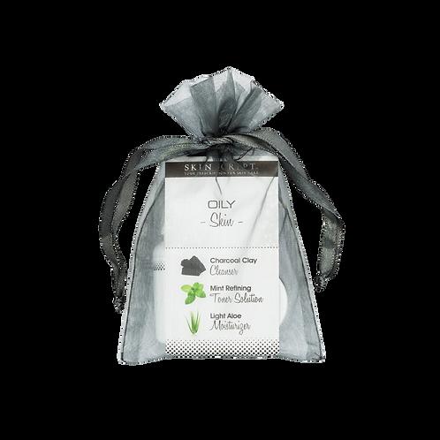 Facial in a Bag Oily Skin Mini Kit