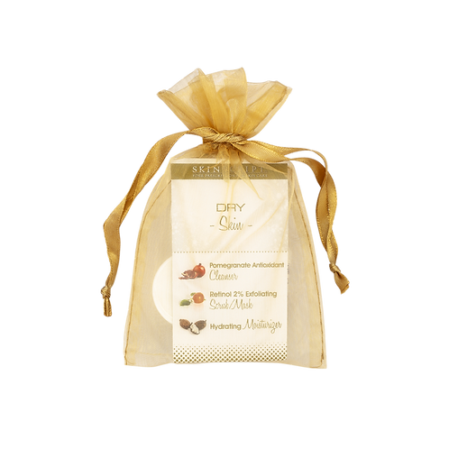 Facial in a Bag Dry Skin Mini Kit