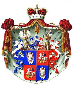 Герб Святаполк-Мірскіх