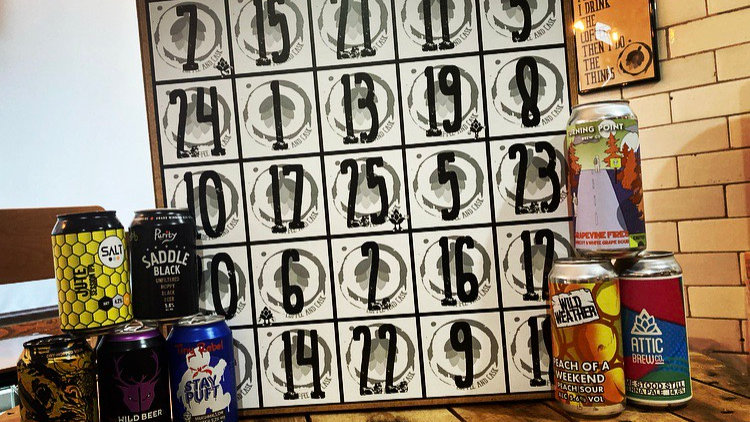 25 Day Beer Calendar *LIMITED AVAILABILITY*