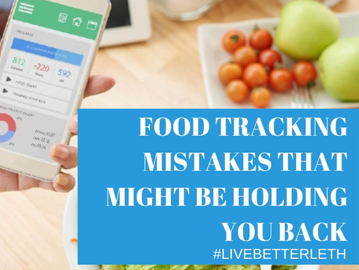 MFP Tracking: Why the Scale Might Not Be Moving