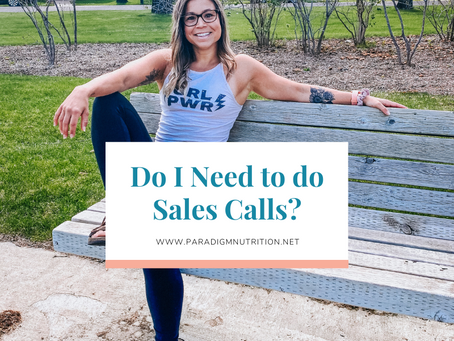 Do I Need to do Sales Calls in my Online Biz?