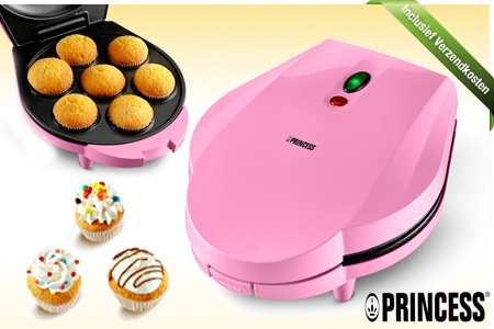 Princess Cupcake Maker 132502