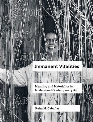 Kaira Cabañas published her fourth book, Immanent Vitalities: Matters of Modern and Contemporary Art, and was appointed the William C. Seitz Senior Fellow at the Center for Advanced Visual Studies in Art (CASVA) at the National Gallery of Art.
