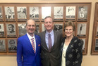 Gator Band alumni Rolf and Anne Kuhns made a donation to name the marching band's directorship and endow a scholarship.