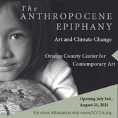 An installation by Katerie Gladdys and Doug Barrett (SAAH alum and UAB faculty) and two works by Bethany Taylor are featured in Anthropocene Epiphany: Art and Climate Change at the Orange County Center for Contemporary Art.