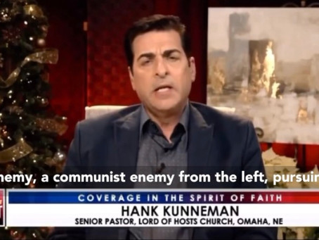 Communist Left in the Bible? Nonsense - Here's why it Matters Anyway