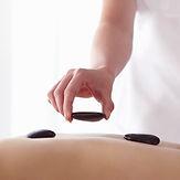 Steine Massage