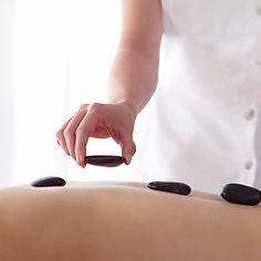 pietre di massaggio