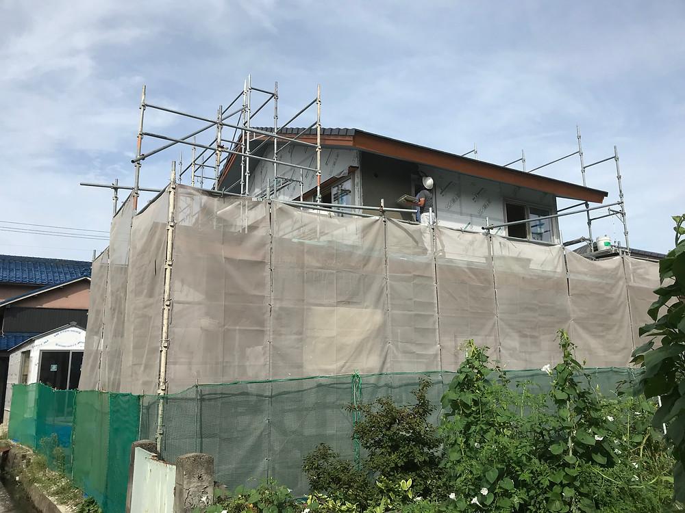 長浜 工務店 滋賀 木の家 自然素材