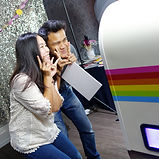 Bobo Shooter Photo Booth Singapore - How it works