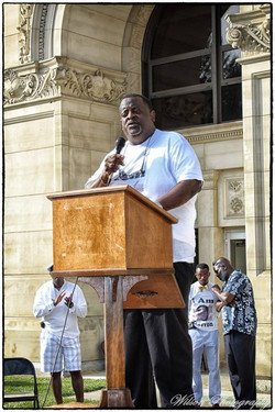 Trayvon Martin: rally for Justice