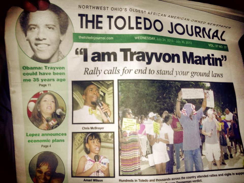 Justice 4 Trayvon Martin