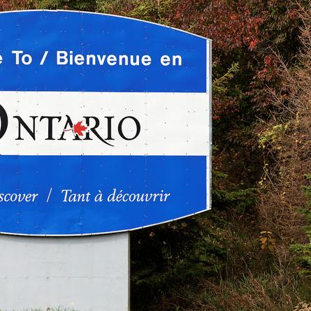 Quebec/Ontario Border To Re-Open Wednesday, June 16th.