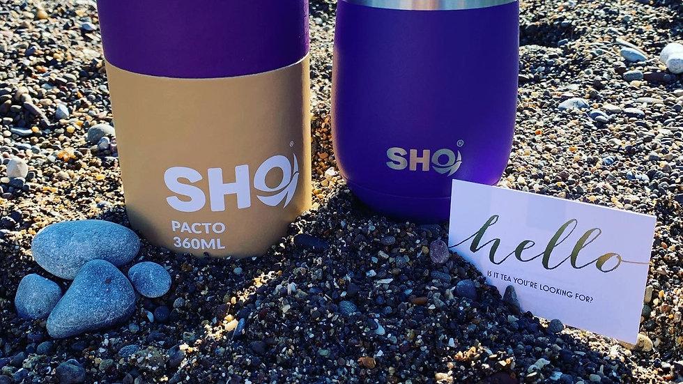 SHO Pacto Travel Mug Offer